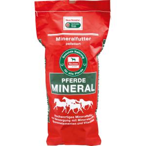 Pferdemineral getreidefrei 25kg **