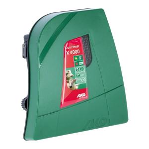 AKO Duo Power X 4000 12/230V Duo Weidezaungerät