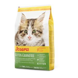Kitten grainfree 8x400g